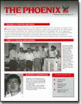 Issue 12 of The Phoenix