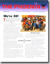 Issue 35 of The Phoenix