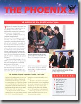 Issue 32 of The Phoenix